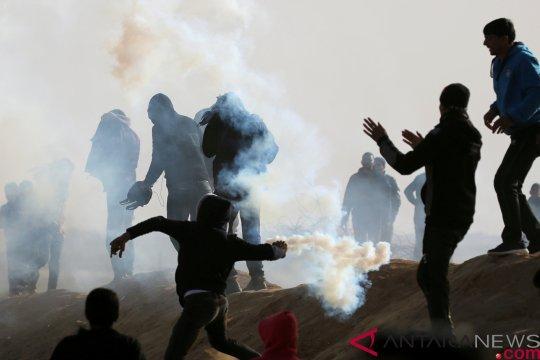 Saksi mata: jet Israel serang Jalur Gaza timur