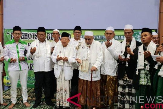 Ma'ruf Amin bertekad jadikan Indonesia makin jaya