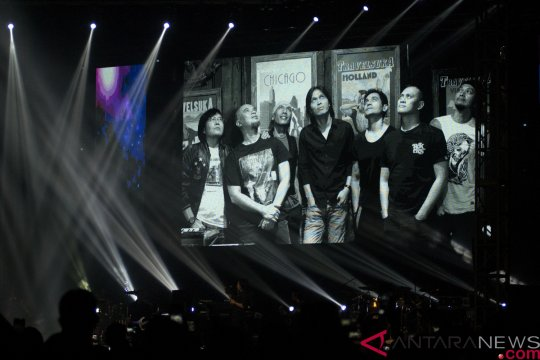 Konser reuni Dewa 19 di Malaysia