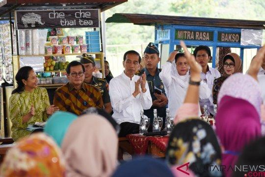 Presiden Jokowi Kunker ke Magetan