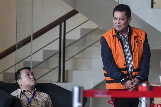 KPK limpahkan Wali Kota Pasuruan nonaktif Setiyono ke penuntutan