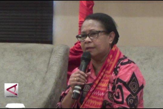 Menteri PPPA ajak tokoh agama Papua atasi kekerasan