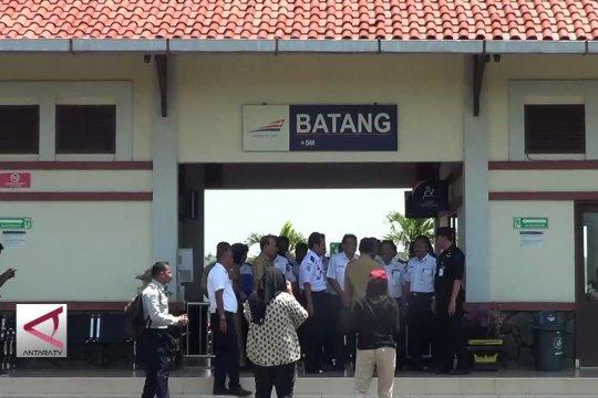 Reaktivasi Stasiun Batang Siap Layani Penumpang