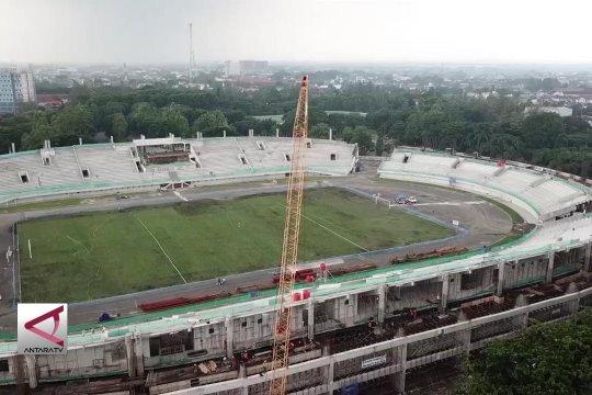 Stadion Manahan ditargetkan jadi Mini GBK