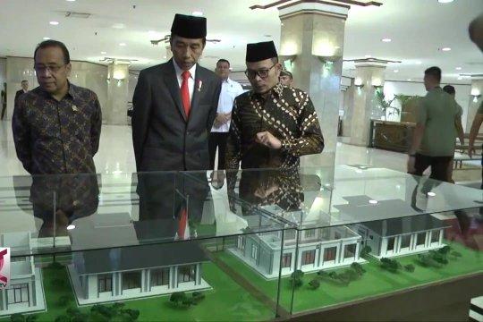 Tekad Jokowi siapkan santri lewat 1.000 BLK komunitas
