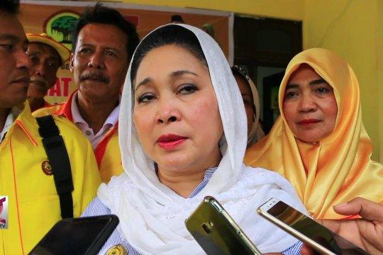 Titiek Soeharto yakin suara Paslon 02 di NTB lebih dari 76%