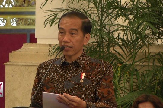 Jokowi Setujui Tukin Tambahan Jajaran ATR/ BPN