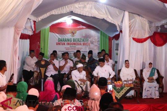 Kyai Sarang luncurkan buku memilih Jokowi-Amin perspektif fikih