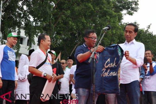 "Forum Alumni Jatim beri sebutan ""Cak"" untuk Jokowi"