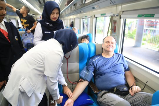 Pemesanan tiket KA terbanyak Daop Surabaya terjadi H+3 Lebaran