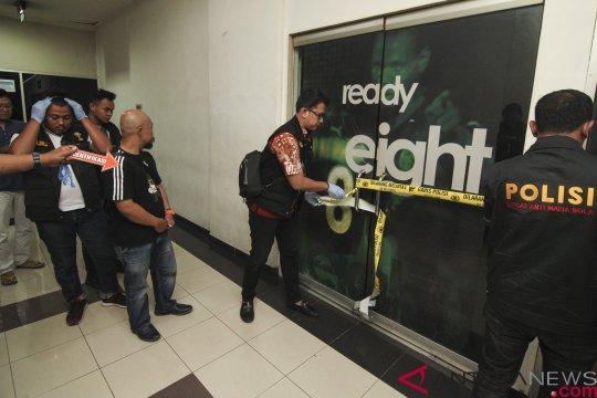 Satgas mafia bola geledah kantor PT LI-PT Gelora Trisula Semesta