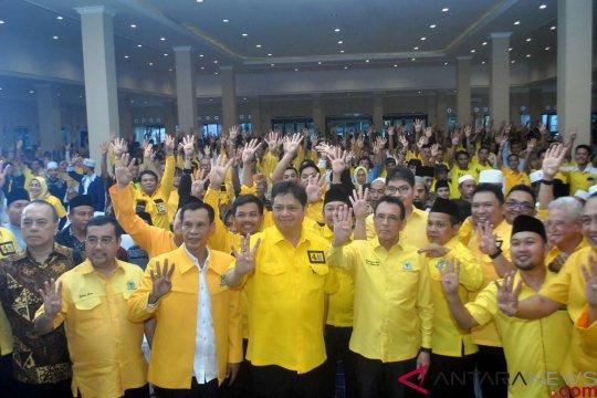 Silaturahmi Ketua Umum Partai Golkar