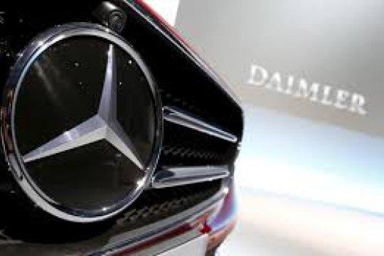 Daimler tarik Mercedez GLK 220 sebanyak 60.000 di Jerman