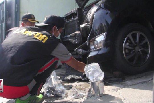 Polda Jateng Bentuk Tim Khusus Tangani Teror Pembakaran Kendaraan