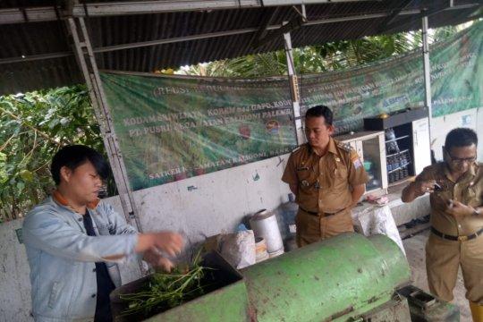 Pemkot Palembang bangun tempat pengolahan sampah terpadu