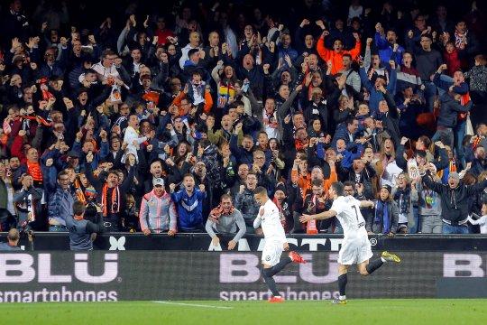 11 tahun absen, Valencia kembali berlaga di final Piala Raja