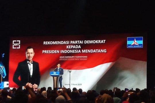 AHY tunjuk Soekarwo dan Nachrowi untuk pemenangan Demokrat
