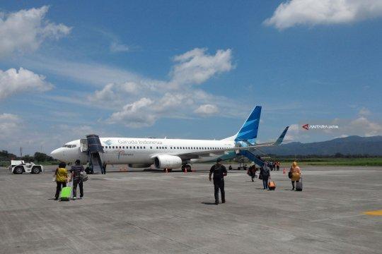 """Penerbangan di Bandara Dumai terganggu akibat """"jerebu"""" Karhutla"""