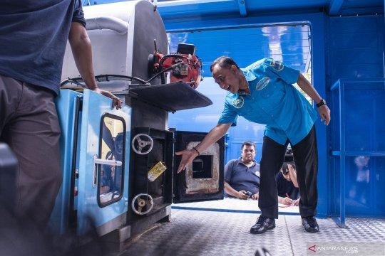 BNNP Kalteng musnahkan sabu senilai Rp2 miliar dari lima tersangka