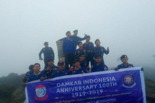 Satuan pemadam kebakaran Makassar terbaik se-Indonesia