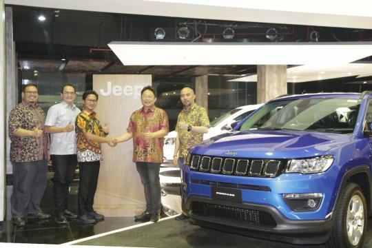 Hascar gandeng Nusantara Group perluas jaringan diler Jeep