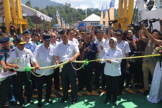 Layani kawasan Danau Toba, ASDP pastikan aspek keselamatan kapal Ihan Batak