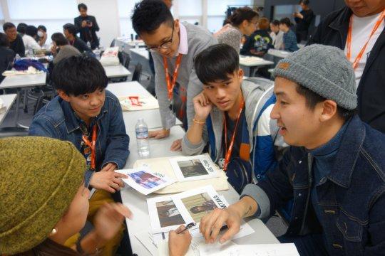 Calon sineas Indonesia-Jepang saling bertukar ilmu