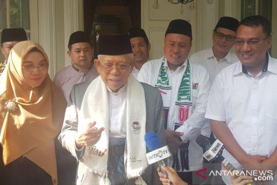 Kiai Ma'ruf: Rekomendasi NU tidak sebut kata kafir untuk jaga keutuhan bangsa