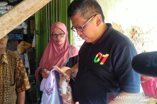 Hasto: Jokowi tak sekadar retorika tingkatkan kesejahteraan petani