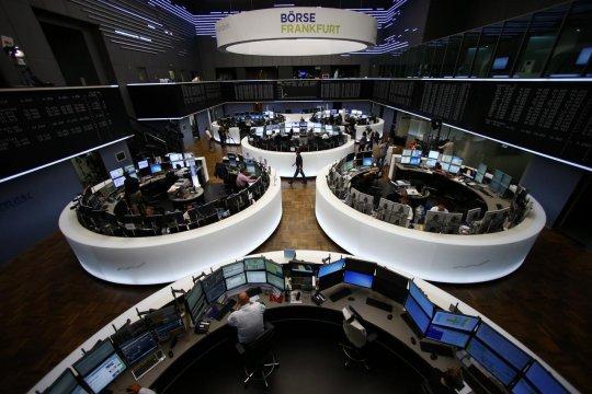 Bursa saham Jerman menguat, Indeks DAX-30 ditutup naik 10,31 poin