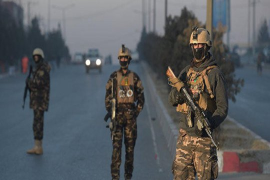 Pasukan AS dan Afghanistan bunuh gubernur Taliban