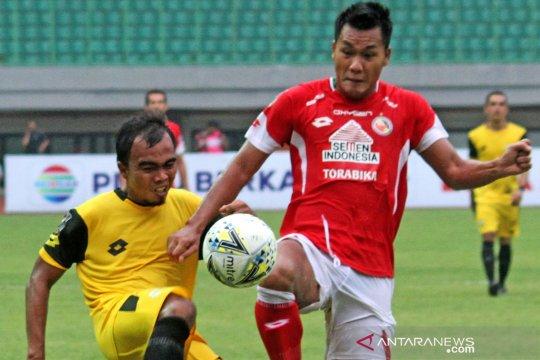 Semen Padang lepas Riski ke Aceh Babel United