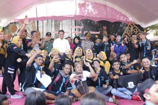 Pekan Kebudayaan Nasional dimeriahkan seniman-budayawan-pedangdut