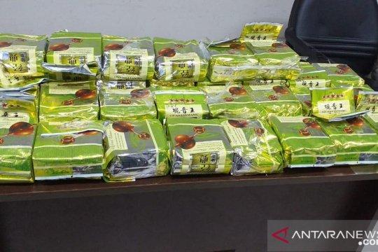 BNN amankan 30 kilogram sabu dalam kemasan teh China