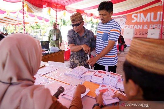 KPU akan melaksanakan simulasi nasional pemungutan suara di Bantul
