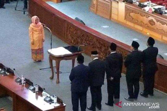 Bambang Soesatyo  lantik satu anggota DPR PAW