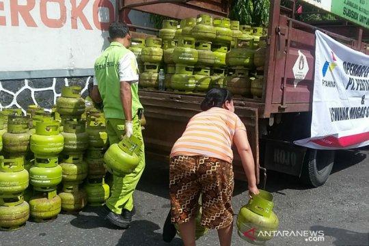 Pemkab Nunukan sidak pangkalan elpiji subsidi akibat kelangkaan