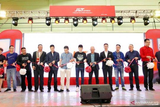 J&T Express resmi rambah Filipina