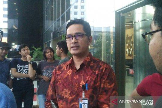 KPK limpahkan tersangka suap DPRD Sumut ke penuntutan