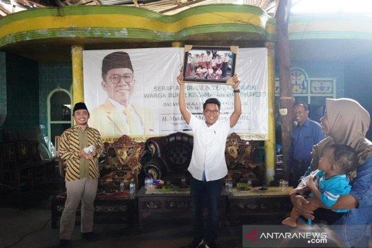 Misbakhun kampanyekan Jokowi saat reuni Sekolah Dasar