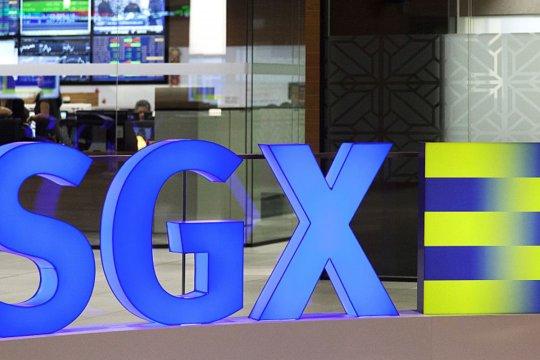 Saham Singapura rugi 4 hari beruntun, Indeks STI anjlok 1,75 persen