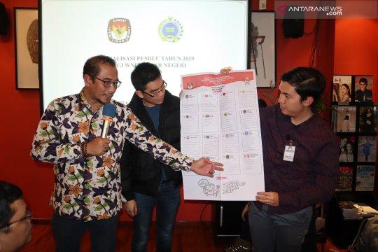 PPLN Hong Kong masih kekurangan petugas pemilu