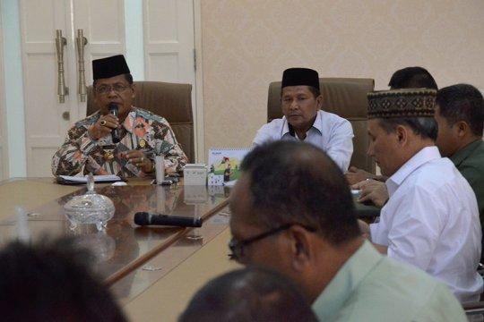 Ratusan PNS Pemkot Banda Aceh Naik Pangkat