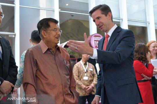 Wapres ungkap manfaat kemitraan ekonomi Indonesia-Australia