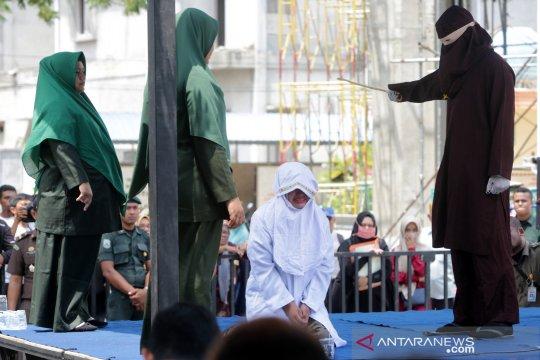 Hukuman cambuk penegakan Syariat Islam