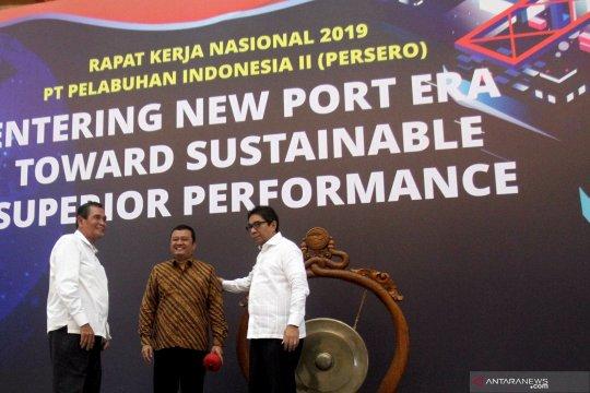 Rakernas 2019 PT Pelabuhan Indonesia II