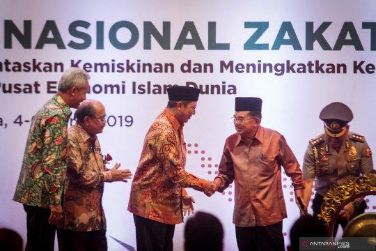 Wapres buka Rakornas Zakat 2019