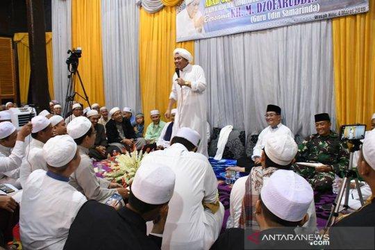 Biddokkes kerahkan 48 personel Haul Guru Sekumpul