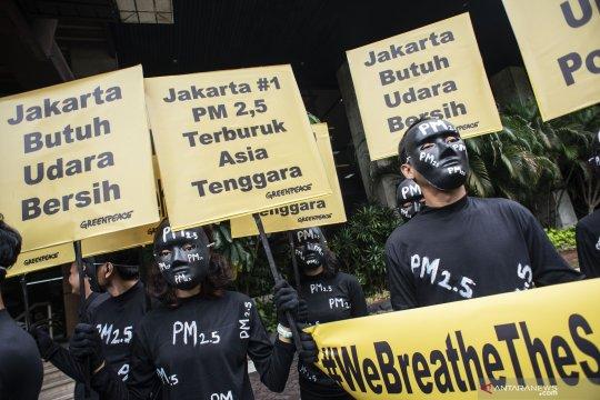 Udara Jakarta tidak sehat, DPRD : PR Pemprov DKI