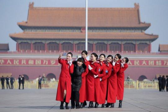 Sidang tahunan legislatif China digelar 22 Mei